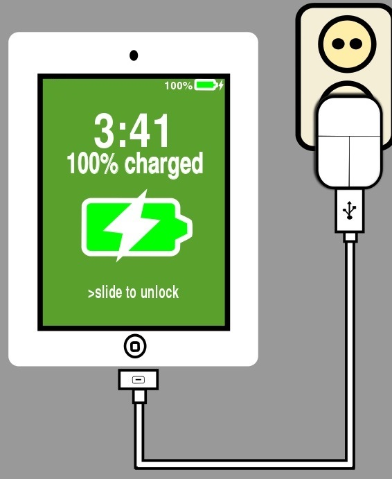Smartphone battery charger time can be costly without the right accessories