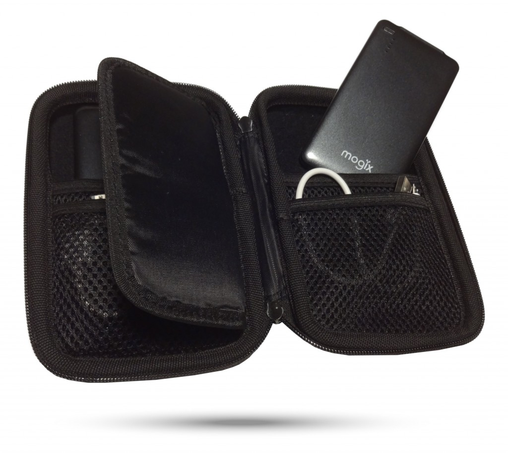 external battery charger case open w mogix