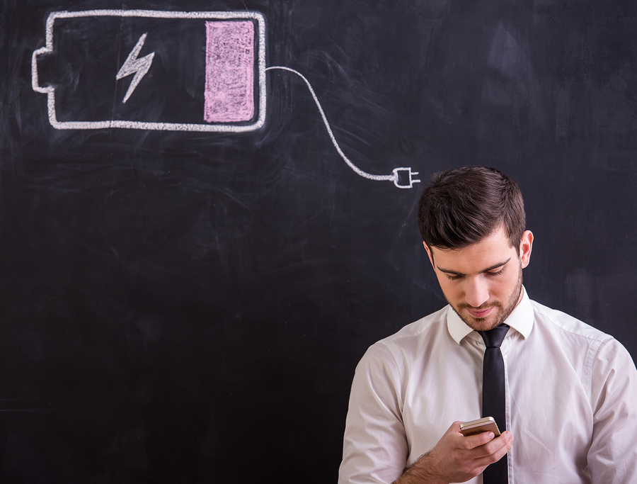 smartphone mobile battery life myths and beliefs