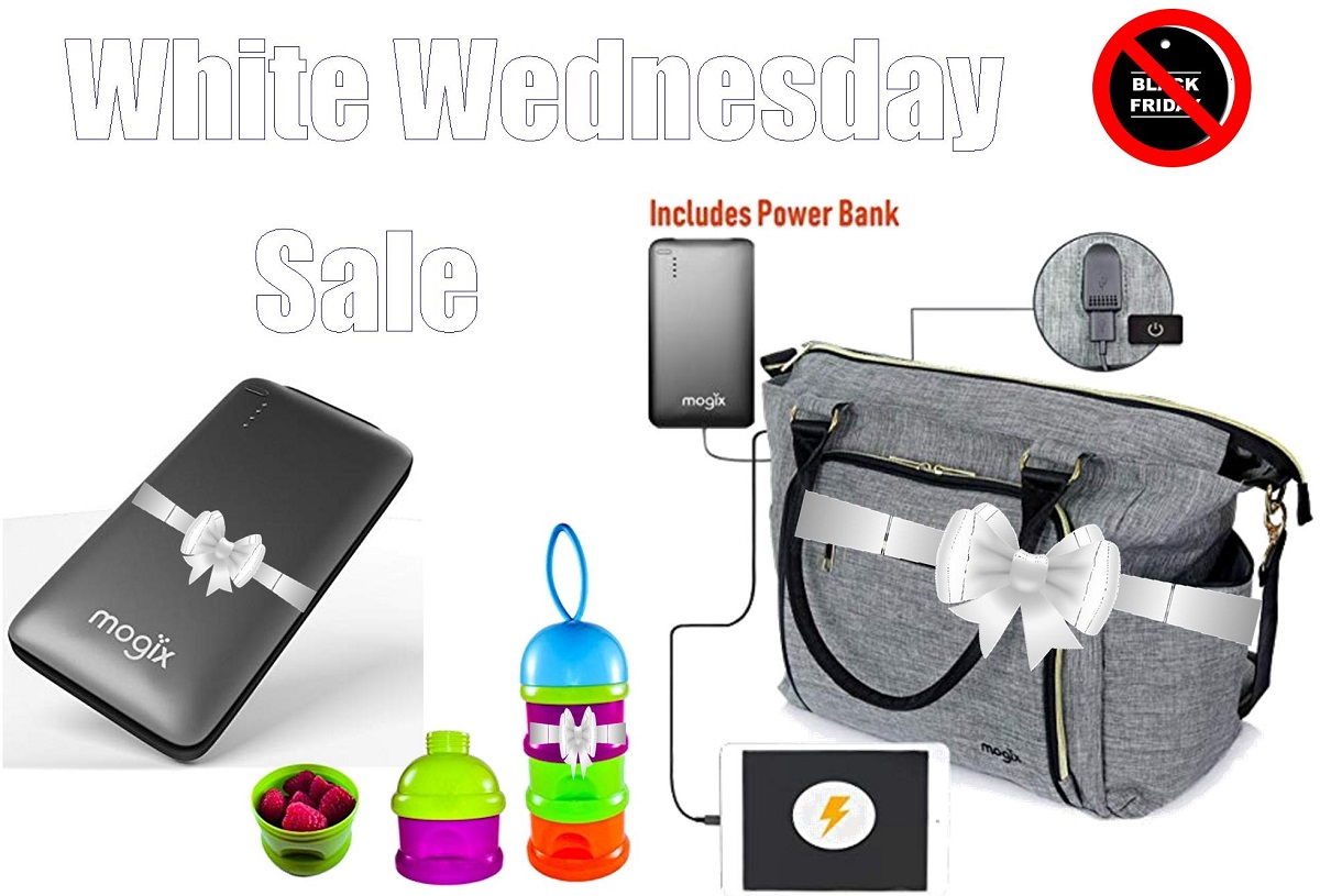 White Wednesday Sale